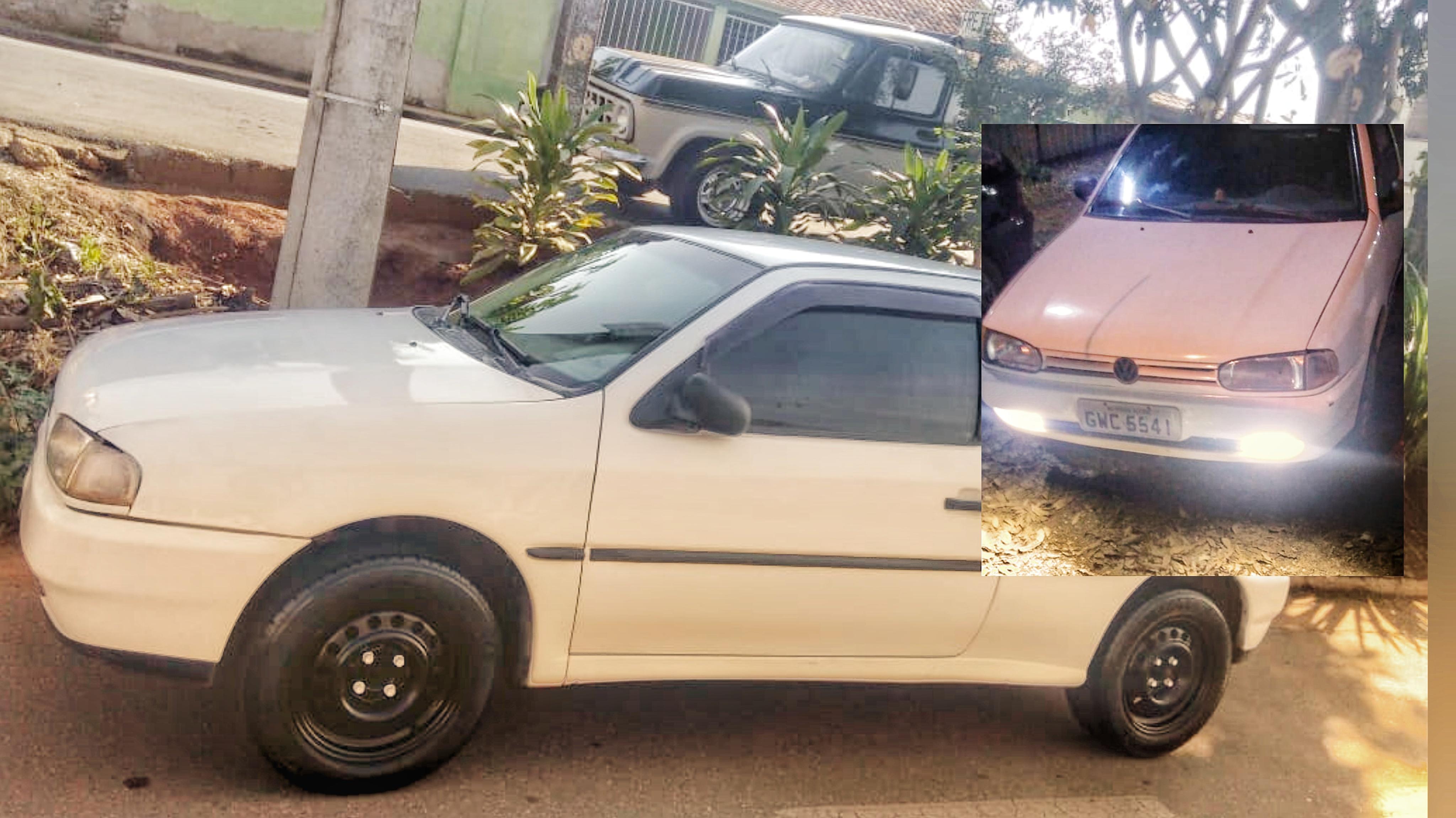 Em Pouso Alegre: Morador teve carro furtado na frente de sua casa