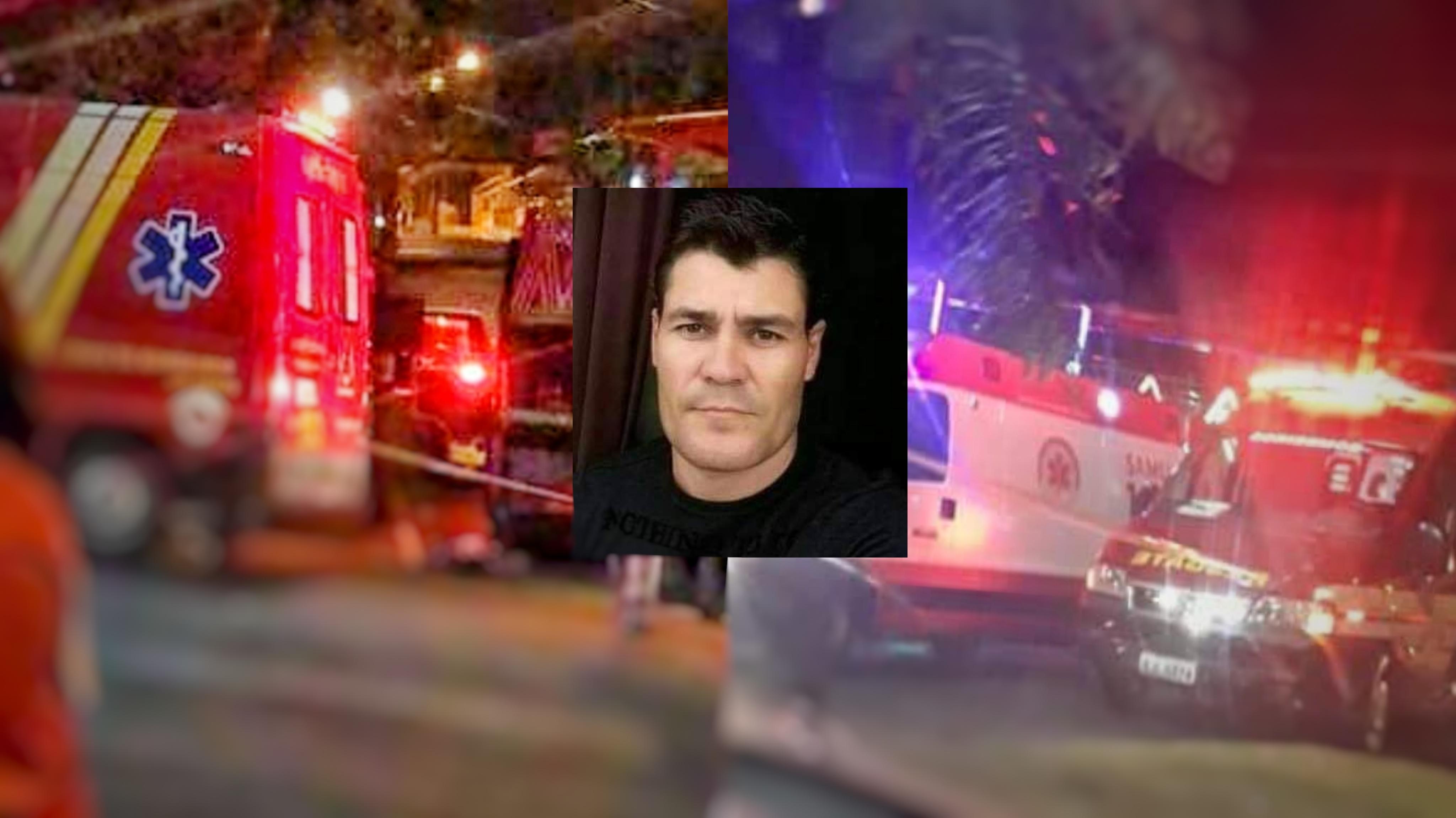 Em SP: Carreta Explosão atropela casal e mata homem | Mulher em estado grave