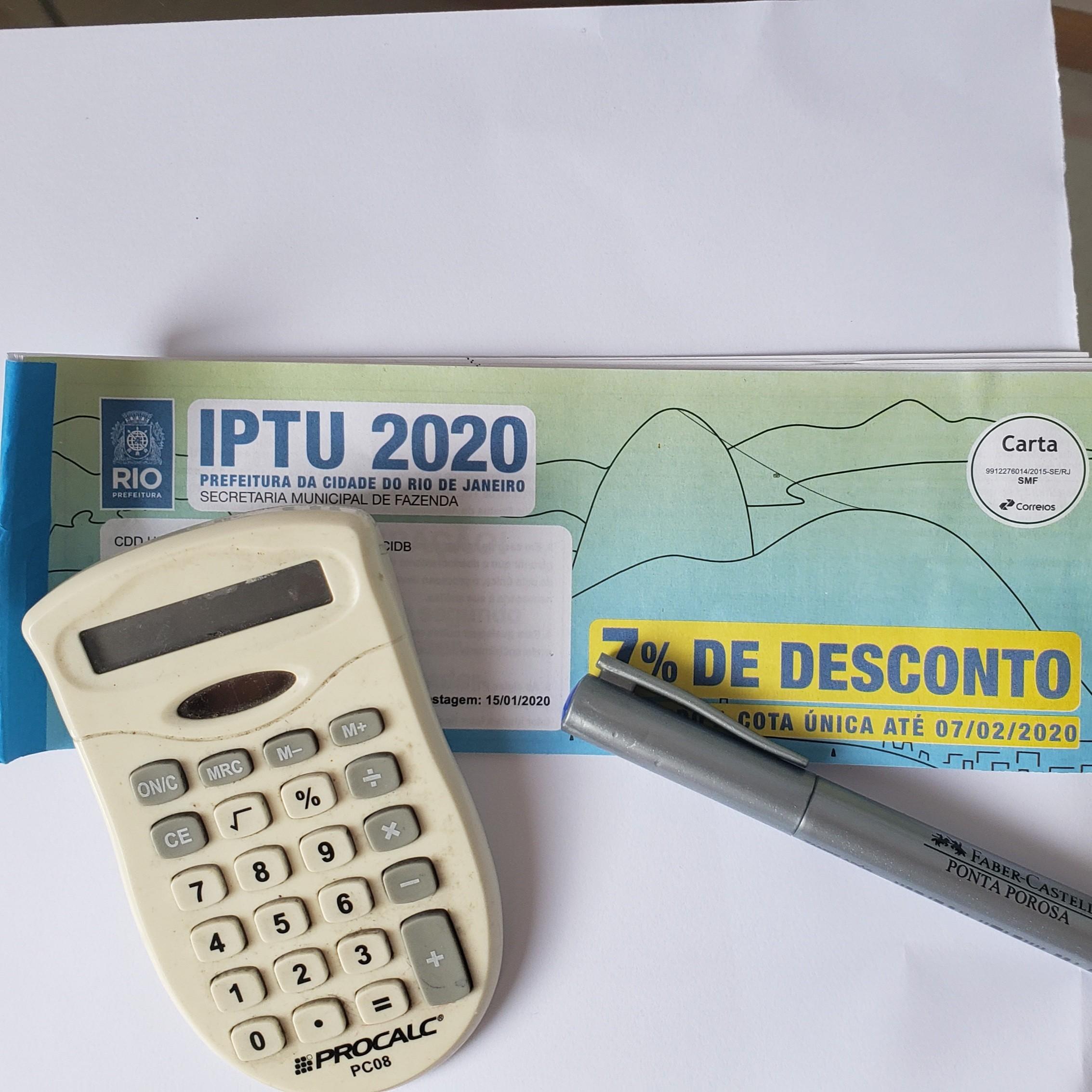IPTU 2022 no Rio: contribuintes já podem pedir abatimento com a Nota Carioca